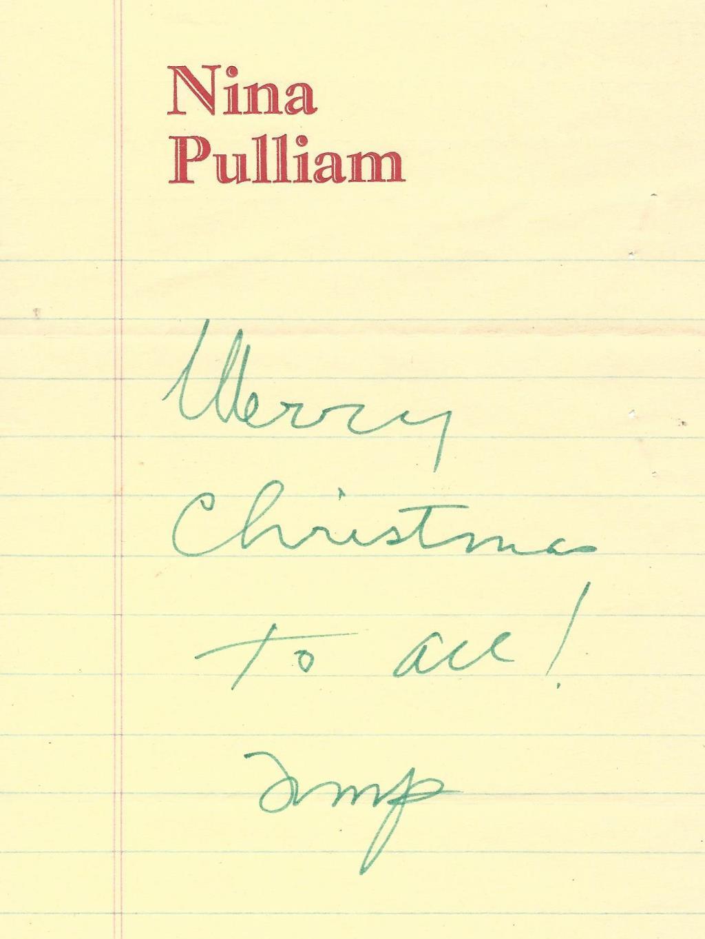Nina M Pulliam Letter 2sm
