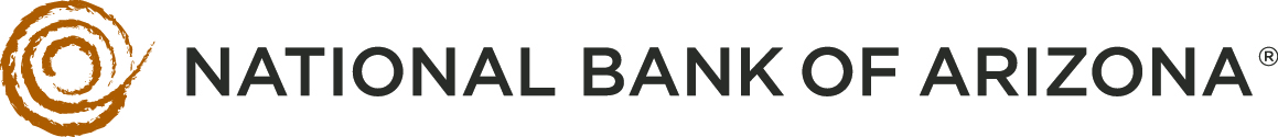 Logo - National Bank of Arizona - Color - Black